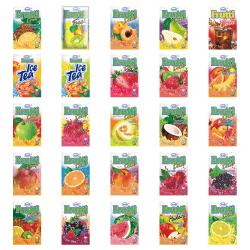Frutti Drink Instant Getränkepulver Kennenlernpaket