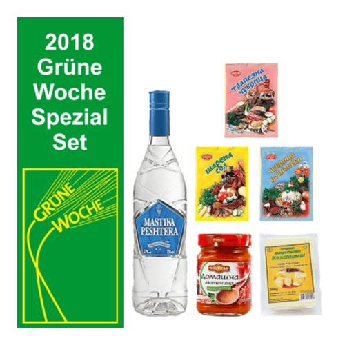 Grüne Woche Präsentbox 2018