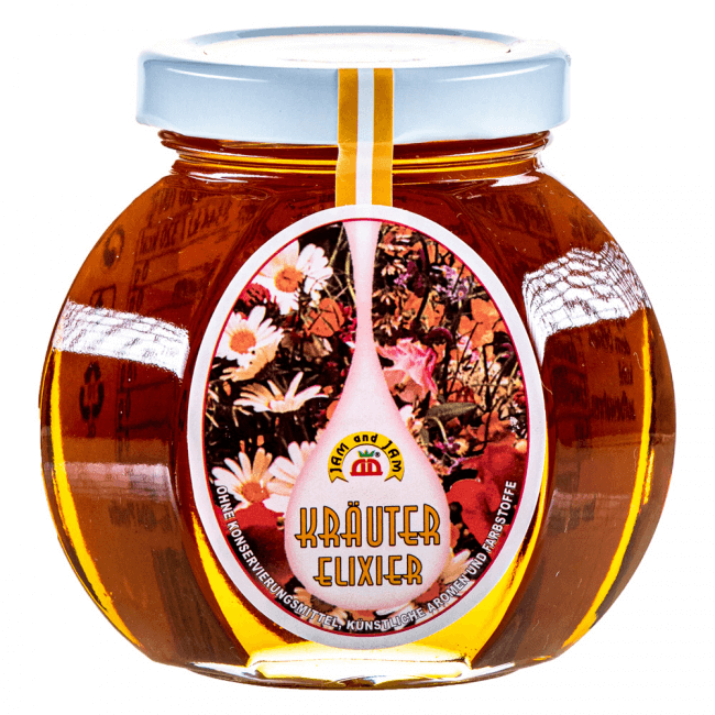 Jam and Jam Kräuterelixier