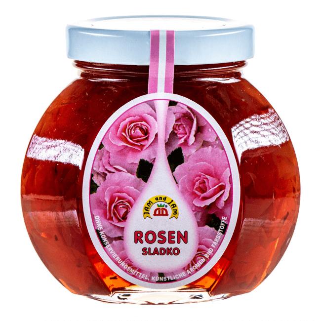 Jam & Jam Rosenblüten Sladko