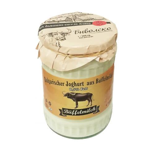 Josi Bulgarischer Joghurt aus Büffelmilch 500g