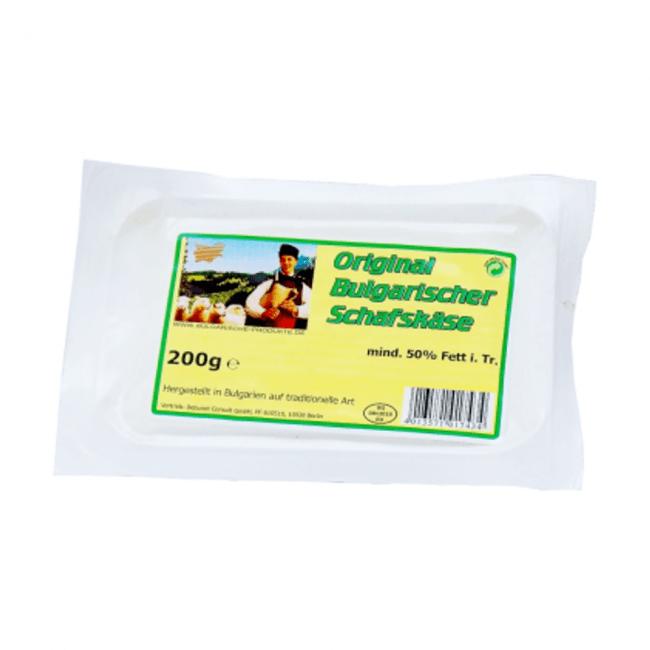 Josi Original Bulgarischer Schafskäse (Sirene)