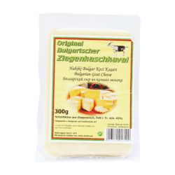 Josi Original Bulgarischer Ziegenkaschkaval 300g