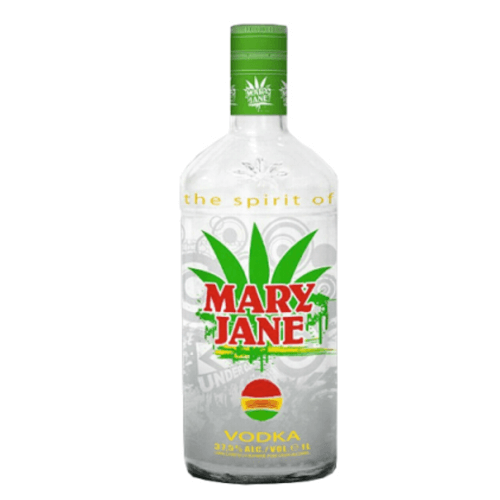 Karnobat Mary Jane Vodka altes Design
