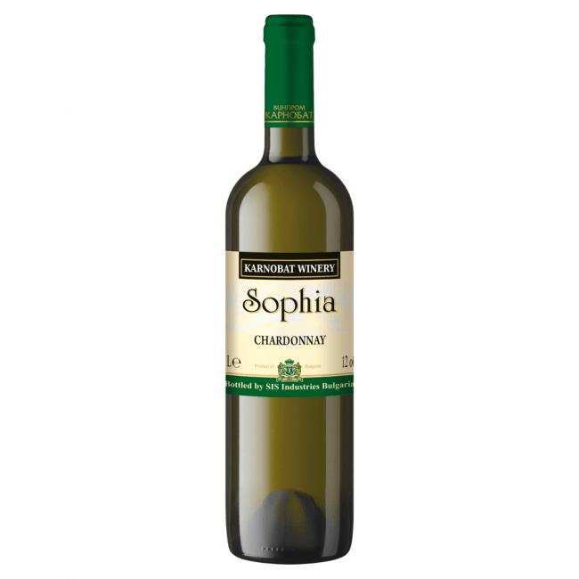 Karnobat Sophia Chardonnay