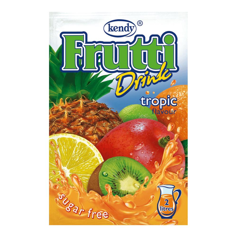Kendy Frutti Drink Instant Getränkepulver Tropic