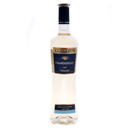 Khan Krum Chardonnay aus der Schwarzmeerregion in Bulgarien.