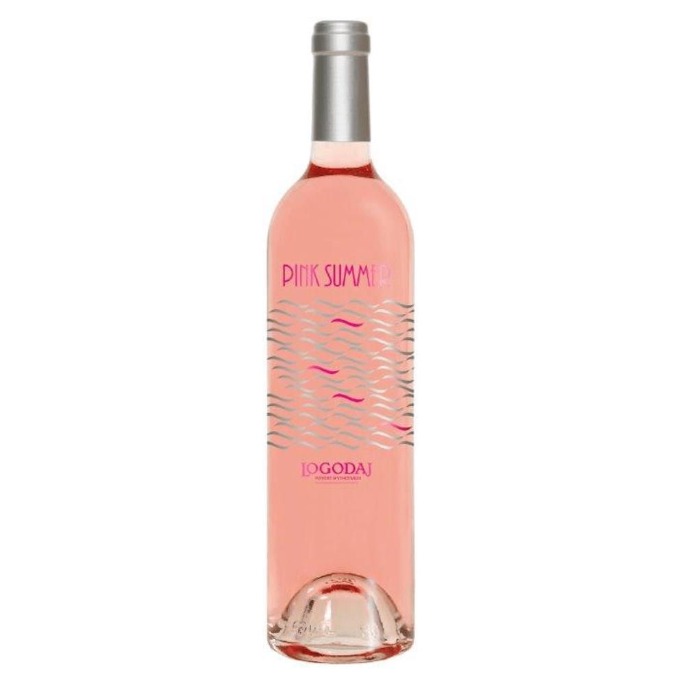 Logodaj Pink Summer Rose aus dem Strumatal in Bulgarien.