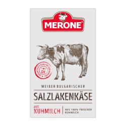 Merone Bulgarischer Salzlakenkäse Sirene aus Kuhmilch Krave