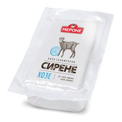 Merone Bulgarischer Ziegenmilch Salzlakenkäse Sirene Koze