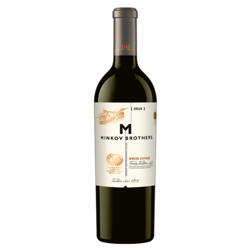 Minkov Brothers Chardonnay & Viognier White Cuvee