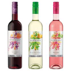 New Bloom Verano Azur 3 Weine aus gutem Hause