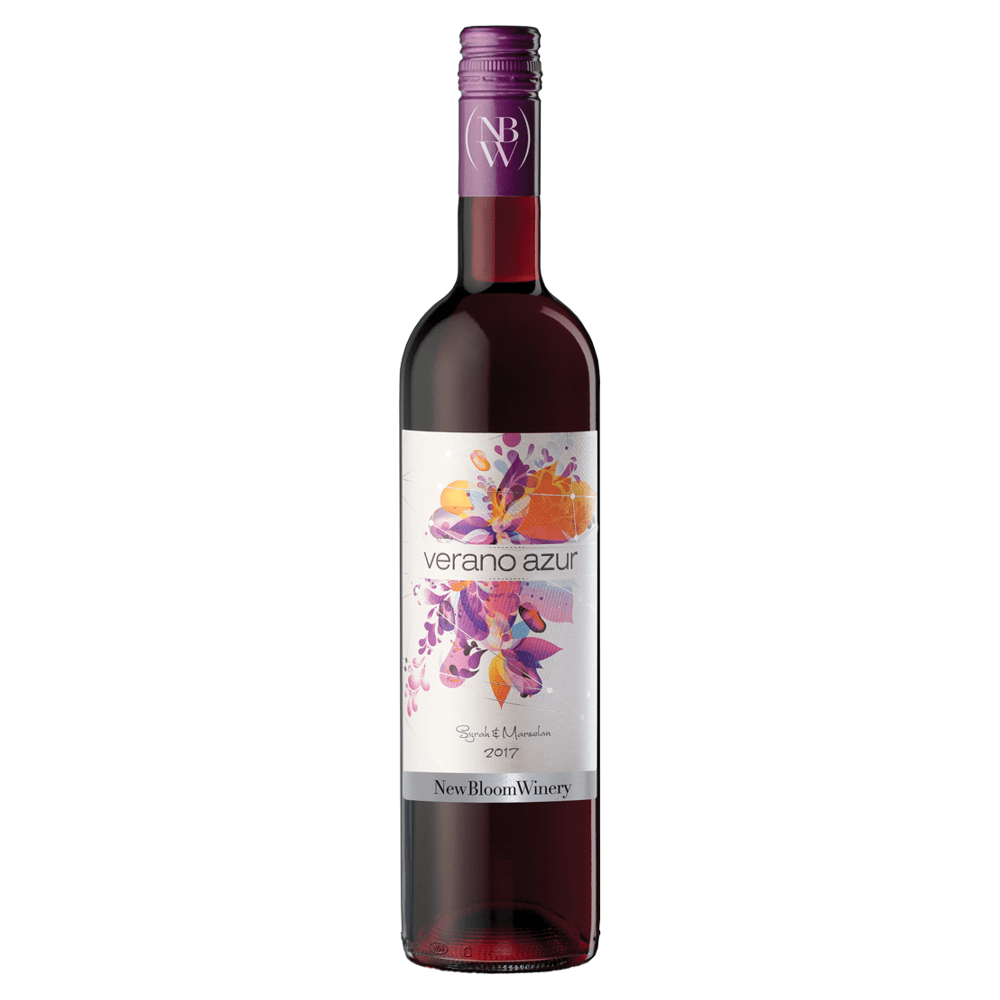 New Bloom Verano Azur Syrah & Marselan