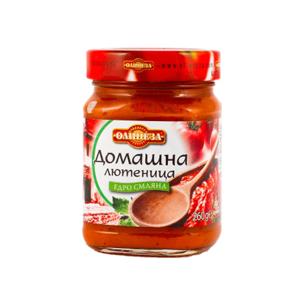 Olineza Domashna Ljutenica 260g