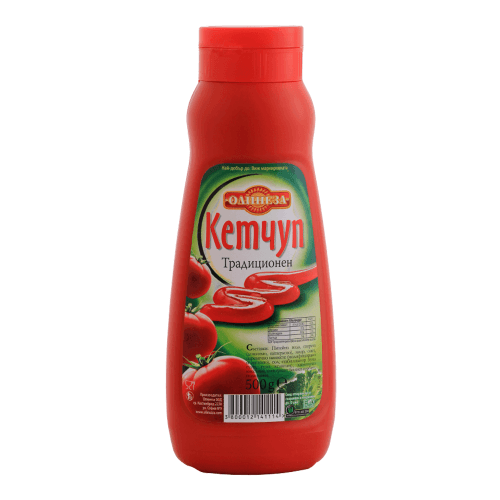 Olineza Ketchup Traditionell