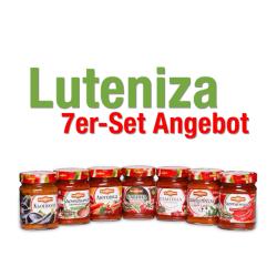 Olineza Probierpaket 8x Lutenitza