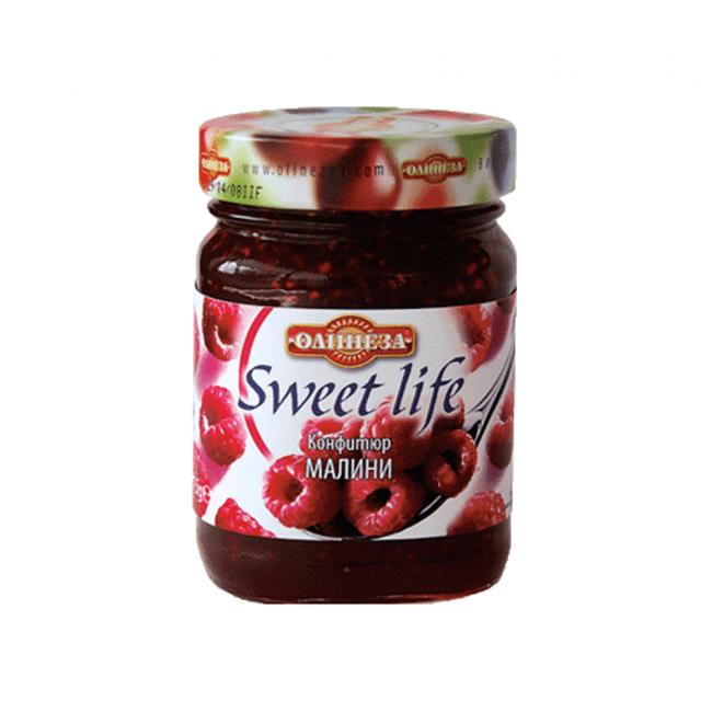 Olineza Sweet Life Himbeerkonfitüre