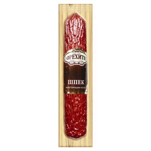orehite specksalami 250g von bella food company.