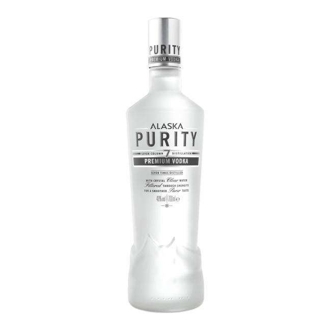 Peshtera Alaska Purity Premium Vodka