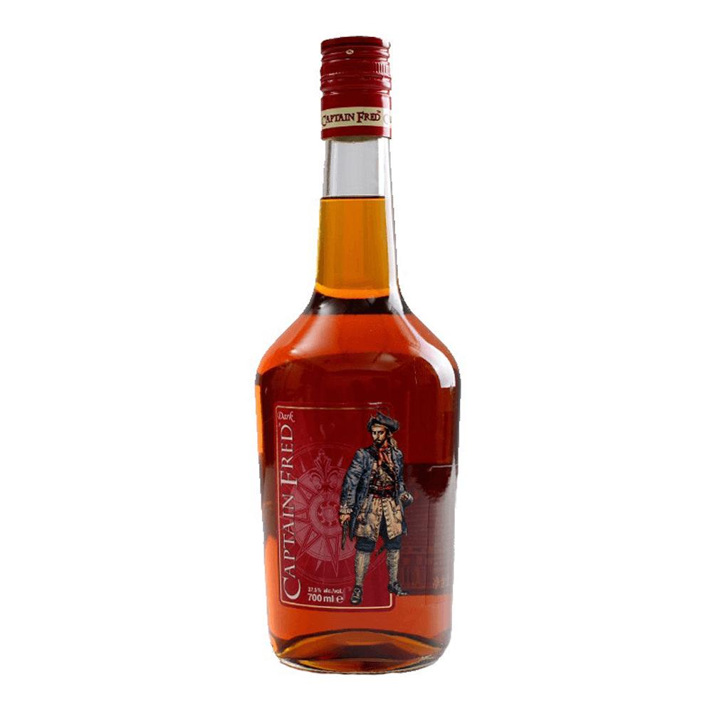 Peshtera Captain Fred Dark Rum