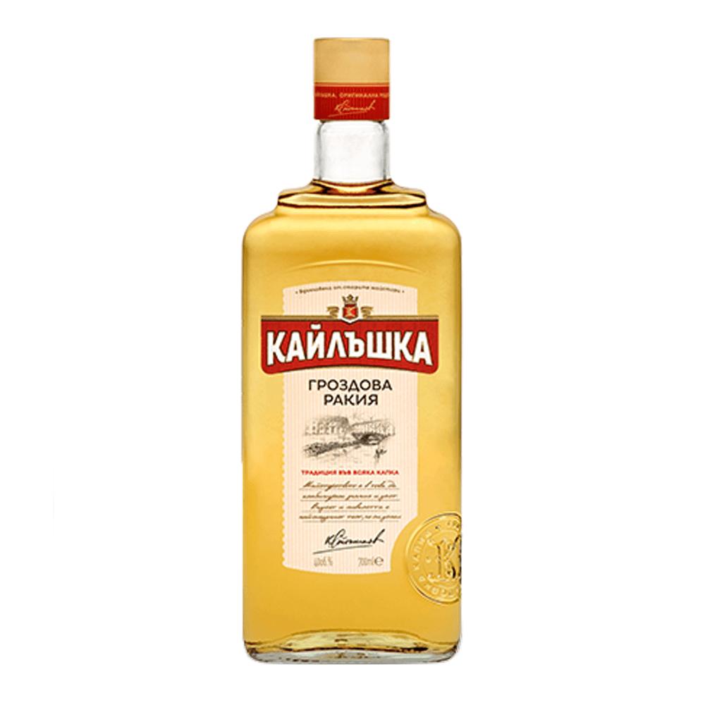 Peshtera Kailashka Grozdova Rakija