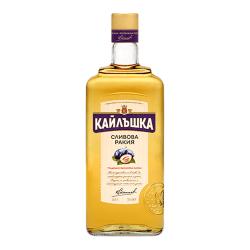Peshtera Kailashka Slivova Pflaumen Rakija