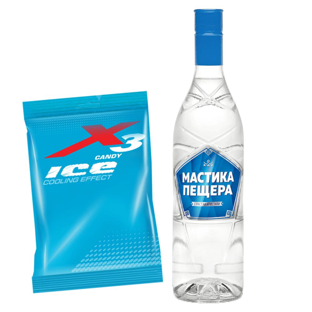 Peshtera Mastika Alpi X3 Ice Bonbons Set