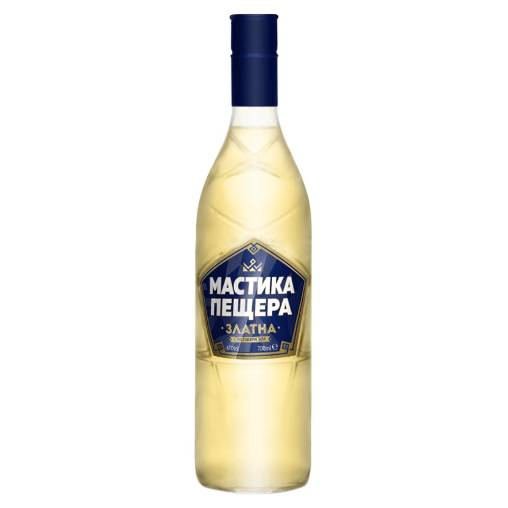 VP Brands Peshtera Mastika Gold Anisschnaps