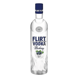 VP Brands Flirt Vodka Bluebeery