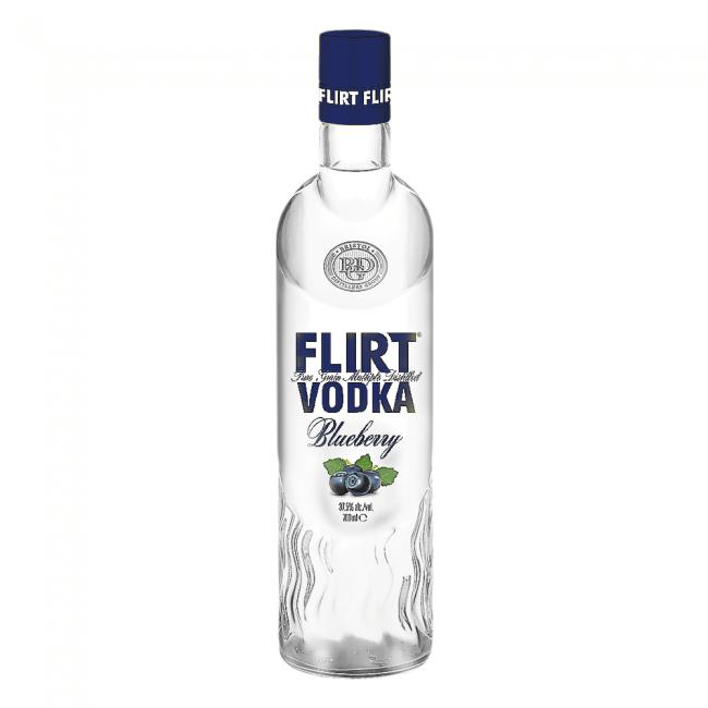 VP Brands Flirt Vodka Bluebeery
