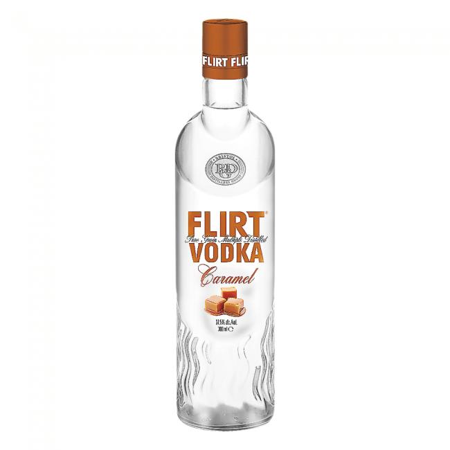 VP Brands Flirt Vodka Caramel