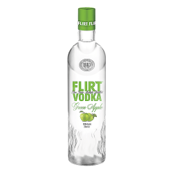VP Brands Flirt Vodka Green Apple