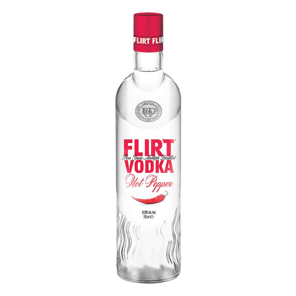 VP Brands Flirt Vodka Hot Pepper