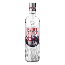VP Brands Flirt Vodka Ibiza Party Edition
