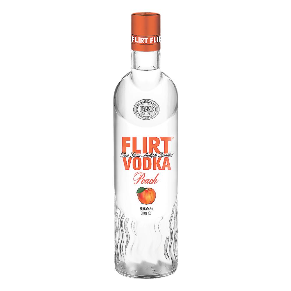VP Brands Flirt Vodka Peach