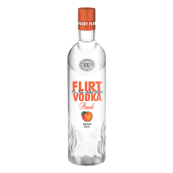VP Brands Flirt Vodka Peach