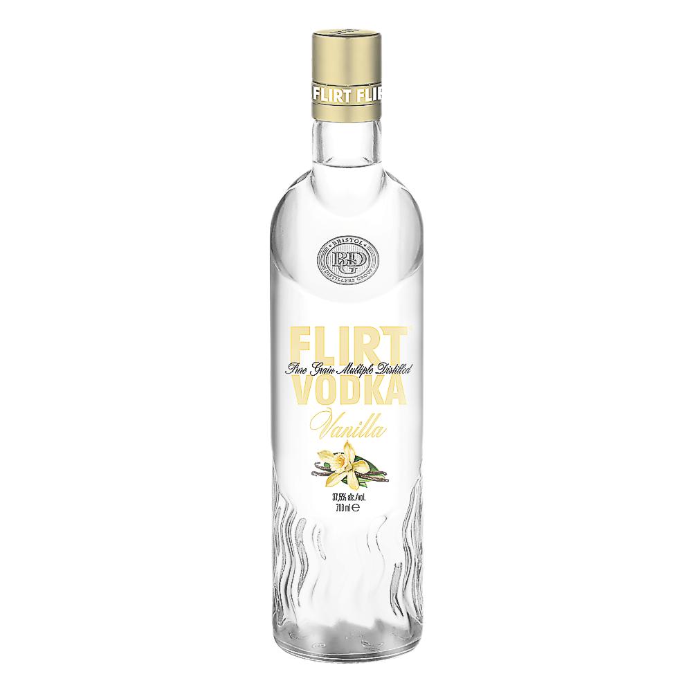 VP Brands Flirt Vodka Vanille
