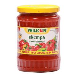 Philicon Extra Ljutenica 600g