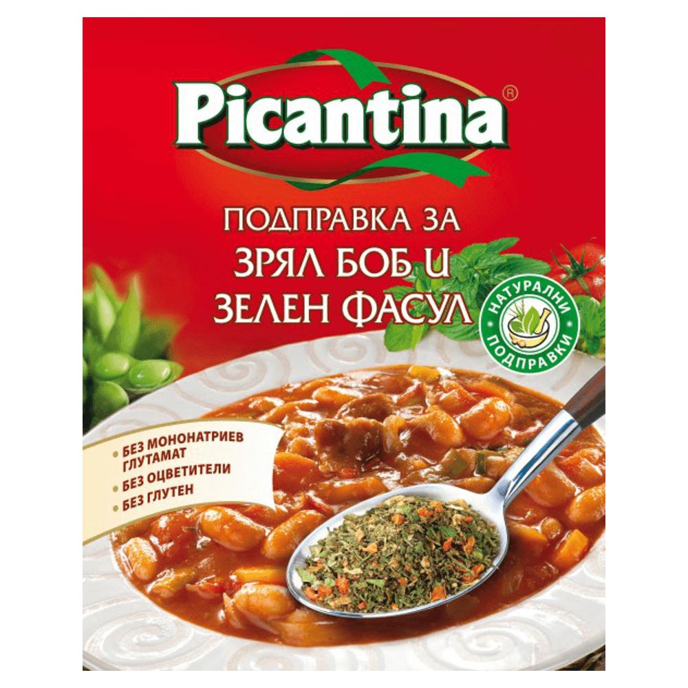 Picantina Gewürz für Bohnengerichte