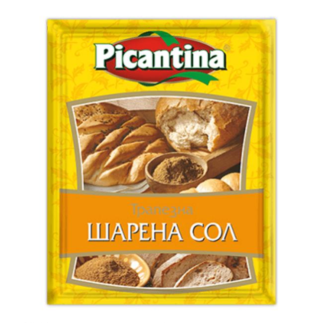 Picantina Scharena Sol Buntes Salz 40g
