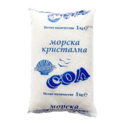 Promar Original bulgarisches Meersalz