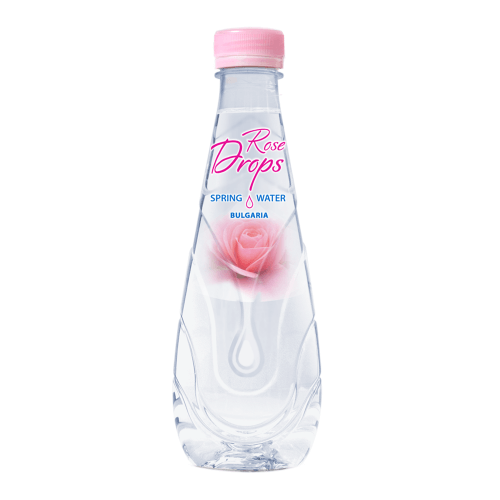 Rose Drops Quellwasser Rosenwasser