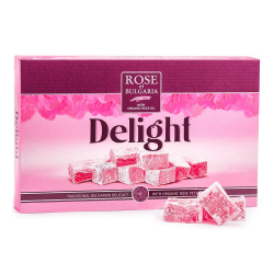 Biofresh Rose of Bulgaria Turkish Lokum Delight
