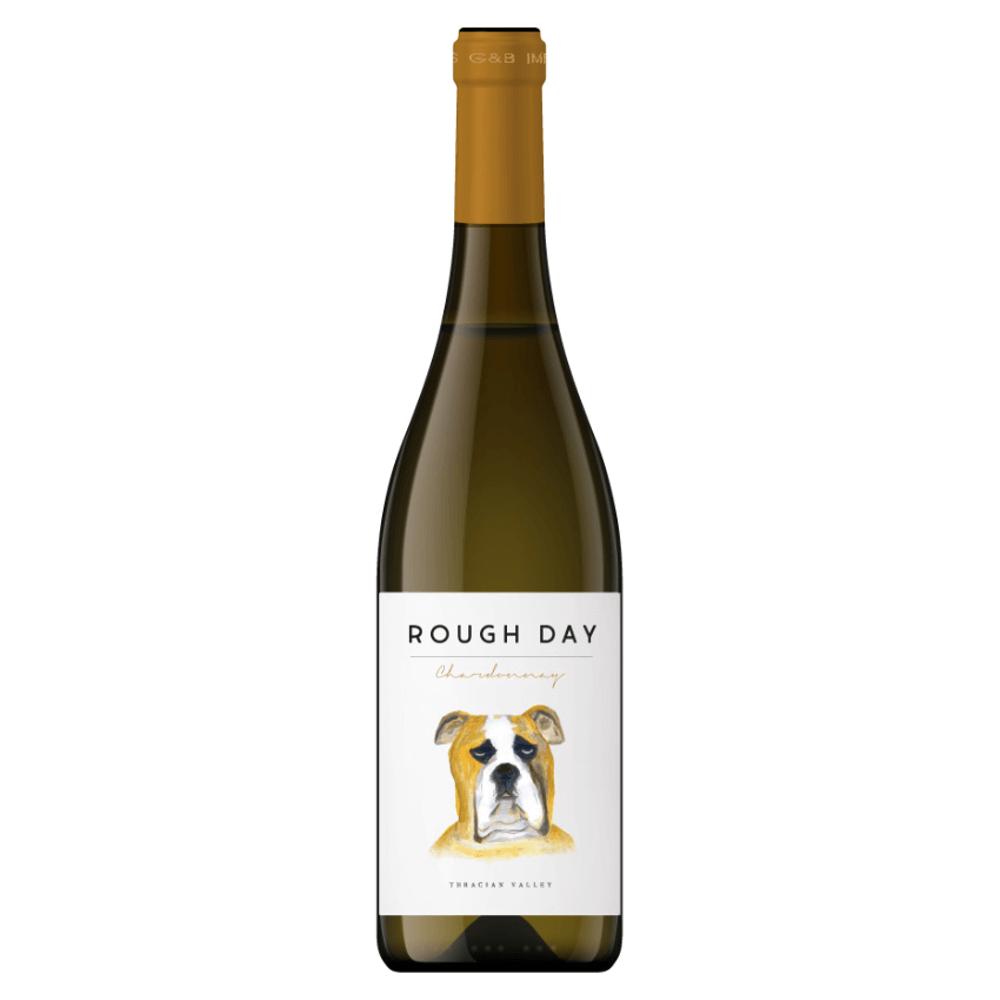 Rough Day Chardonnay aus der Trakischen Tiefebene in Bulgarien.