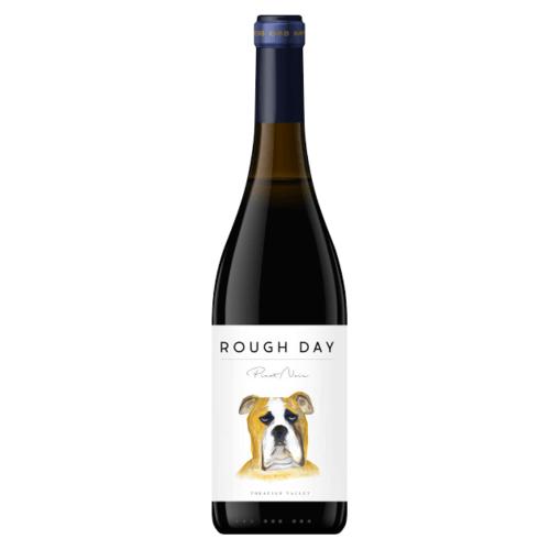 Rough Day Pinot Noir aus der Donauebene in Bulgarien.