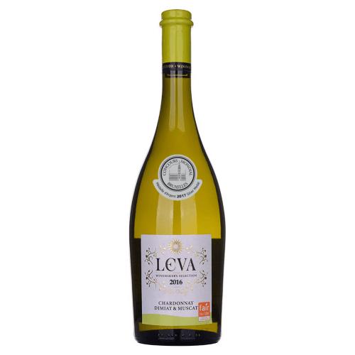 leva chardonnay dimiat muscat von vinex slavyantsi im rosental.