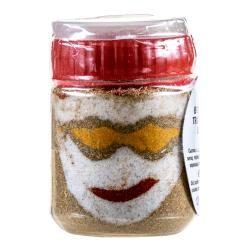 Traditionelles Buntes Salz Sharena Sol Motiv 2