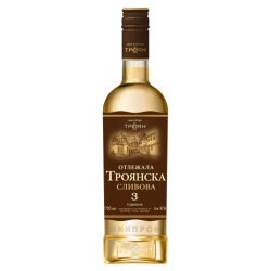 Troyan Troyanska Otlezhala Slivova 3 YO Stara Trojanska Sliwowitz