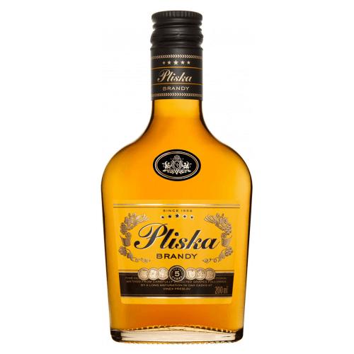 Vinex Preslav Pliska Brandy 5 YO 200ml