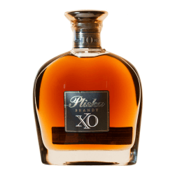 Der Pliska XO 10 YO ist ein Premium Brandy aus dem Hause Vinex Preslav.